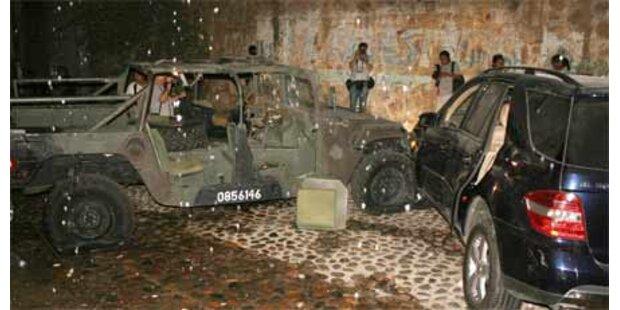 18 Tote bei Schießerei in Acapulco