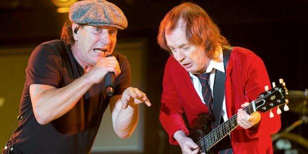 AC/DC: Sommer-Konzert in Wien