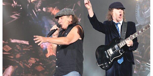 AC/DC: Triumph in Wien