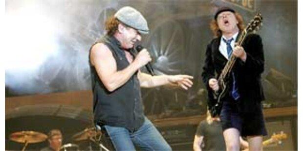 Keine zweite Chance für AC/DC in Wien?