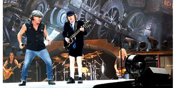 AC/DC-Fans werden fies abgezockt