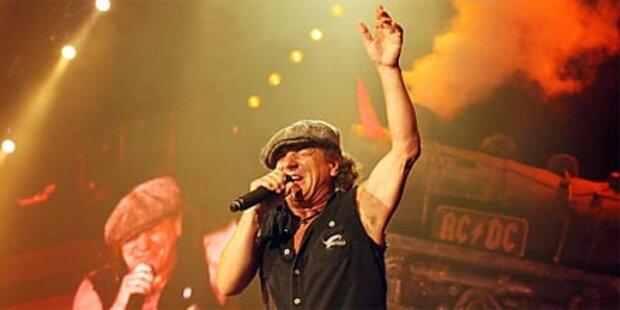 AC/DC-Konzert: Land gibt grünes Licht