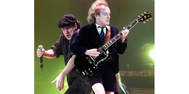 Neues AC/DC-Album erscheint nach 8 Jahren