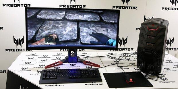 Acer Österreich setzt auf Virtual Reality