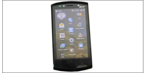 Acer F1 - Top-Smartphone zum Hammerpreis