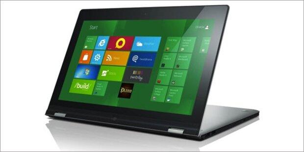 Acer setzt voll auf Touch-Computer