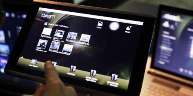 Acer bringt drei neue Android-Tablets
