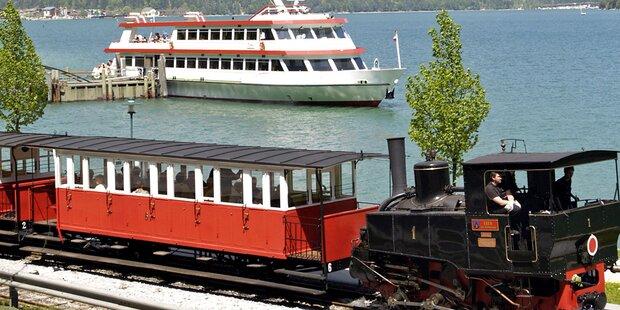 Tiroler Achenseebahn ist insolvent