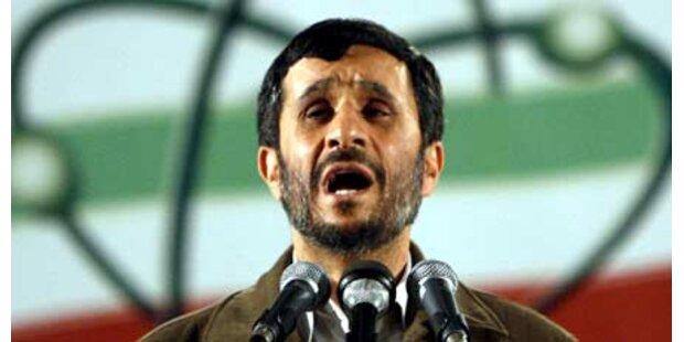 Iran bastelt nicht an der Atombombe
