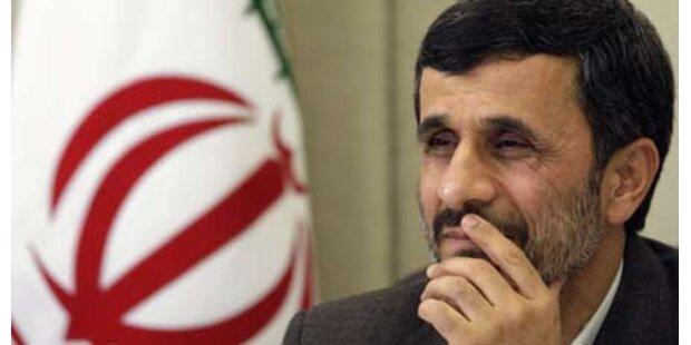 Iran will Atom-Gespräche abbrechen