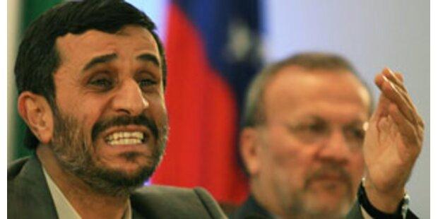 Ahmadinejad nennt Dollar