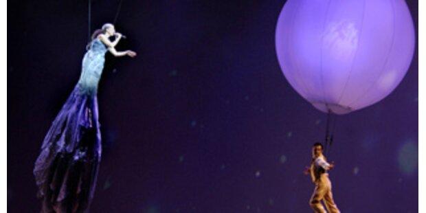 Cirque du Soleil mit neuer Show