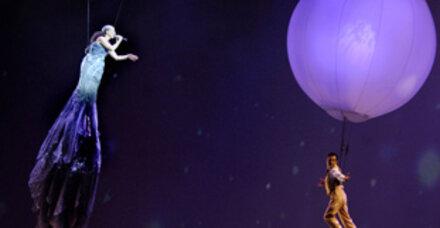 """Cirque du Soleil mit neuer Show """"Varekai"""" 2008 in Wien"""