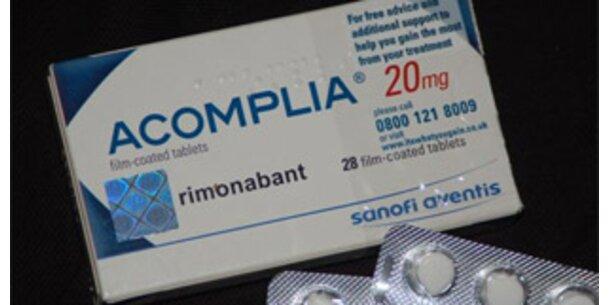 Schlank-Pille führt zu Suizidversuchen
