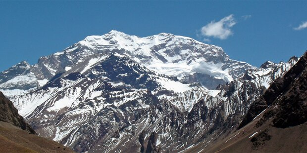 Rekord am höchsten Berg Amerikas