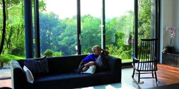 Fenster Neuheiten und Energiespar-Aktion