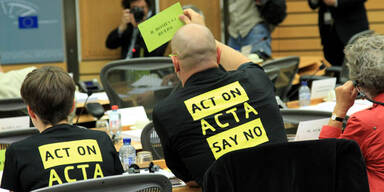 EU-Parlament stimmte gegen ACTA