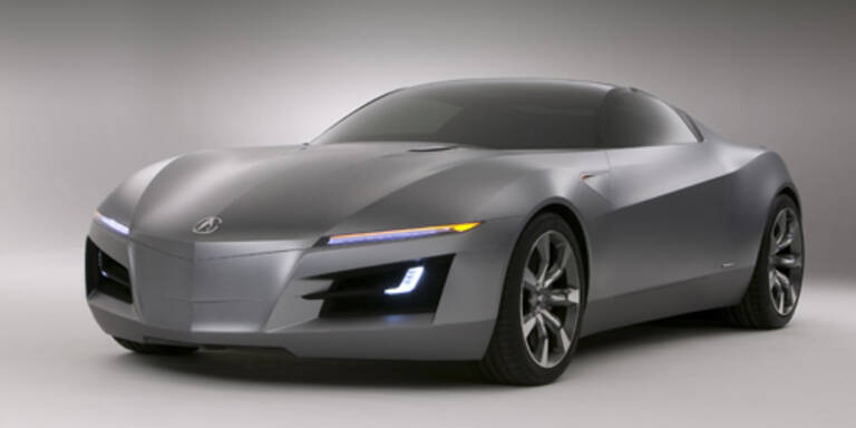 Honda zeigt neue Sportwagen-Studie