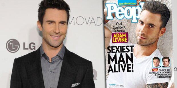 Adam Levine ist