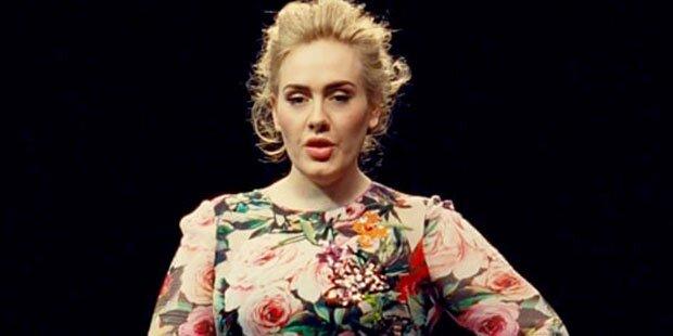 Adele zeigt neues Musikvideo