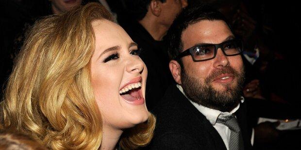 Adele: Scheidung von Ehemann eingereicht