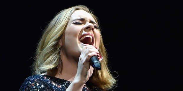 Hacker klauten private Fotos von Adele