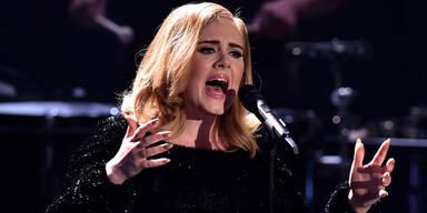 Adele könnte Streaming-Boom bremsen