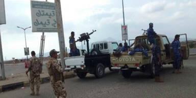 Jemen: Separatisten erobern Aden