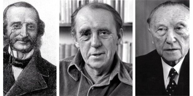 Böll- und Adenauer-Nachlass verloren