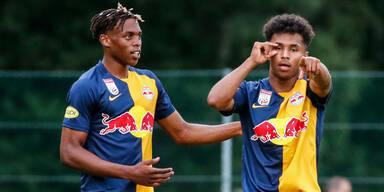 Salzburg Adeyemi und Adamu
