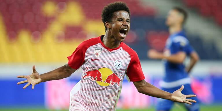 Salzburg befördert Mega-Talent