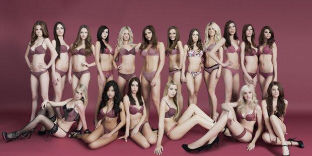 Die Kandidatinnen der Miss Austria Wahl