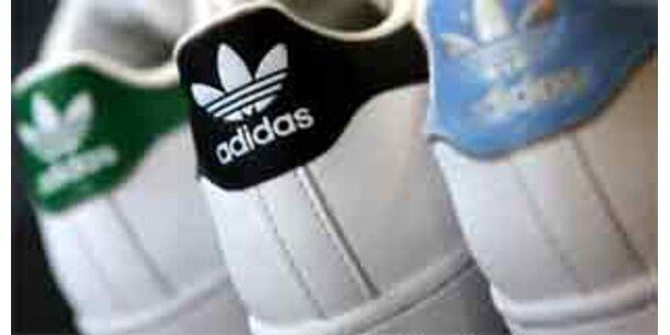 EURO 2008 ließ Adidas-Gewinn fleißig klettern