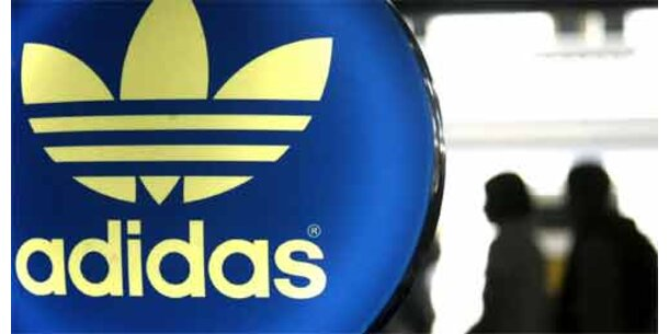 Adidas trotzt schleppendem Geschäft