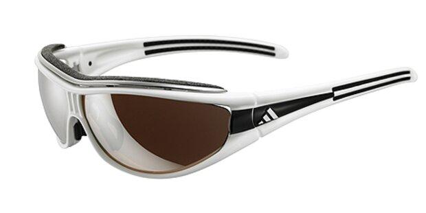 Speziell für Olympia- Eyewear von Adidas