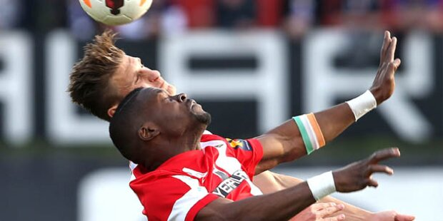 Austria besiegt Admira mit 1:0