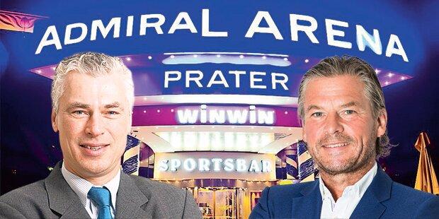 oe24.TV und Admiral bitten zur Kicker-Party
