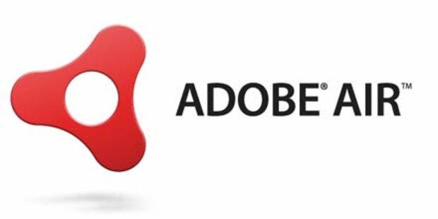 Adobe schlägt mit Air gegen Apple zurück