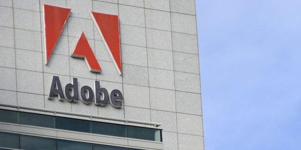 Millionen Kundendaten von Adobe geklaut