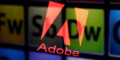 Adobe setzt voll auf das Cloud-Geschäft