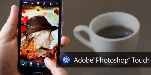 Photoshop & Co. nur mehr zur Miete