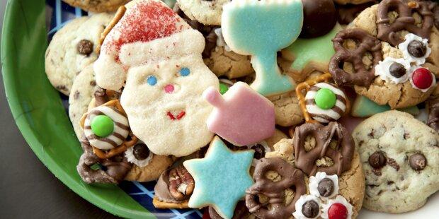 Rezeptideen für übrige Kekse