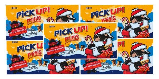 5 x PickUp!-Adventkalender