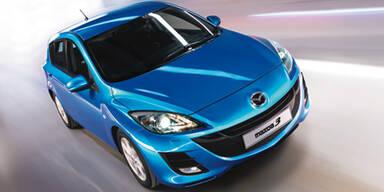Der neue Mazda3.