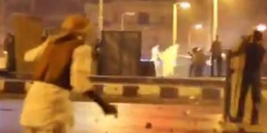 Ägypten: Heftige Unruhen halten an