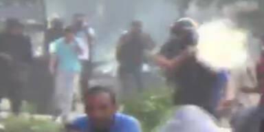 Chaos in Ägypten: Neuer Gewaltausbruch