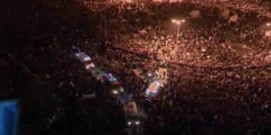 Ägypten: Militärrat kündigt Rücktritt an