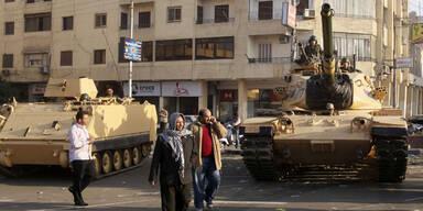 Kairo: Tote bei Straßenschlachten