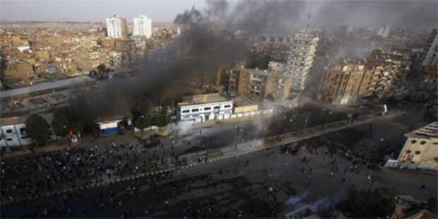 Ägypten: Mubarak entlässt Regierung
