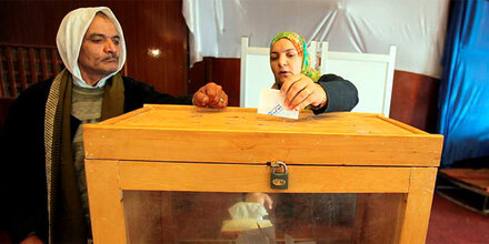 Ägypten: Islamisten vor Wahlsieg